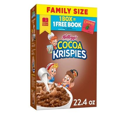 Cocoa Krispies Breakfast Cereal - 22.4oz - Kellogg's