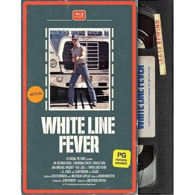 White Line Fever (Blu-ray)(2019)