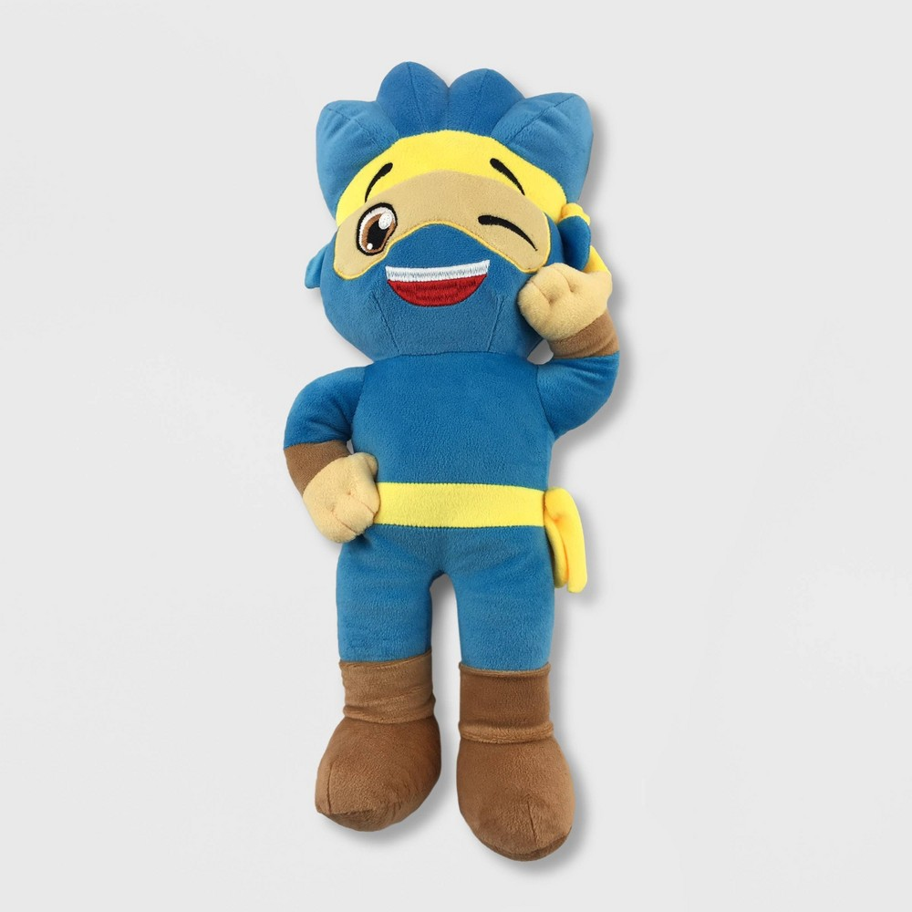 Image of Team Ninja Pillow Buddy, Decorative Pillow