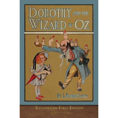 Dorothy and the Wizard in Oz - by  L Frank Baum (Paperback)