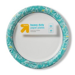 "Multi Vine Paper Plate 10"" - 54ct - Up&Up™"
