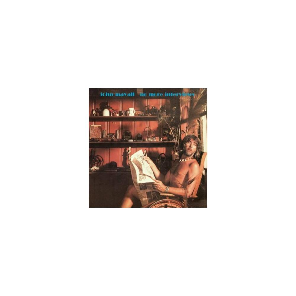 John Mayall - No More Interviews (CD)