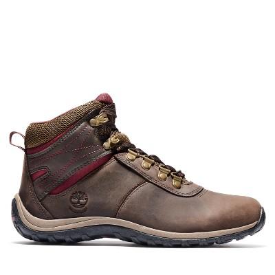 Timberland Women's Norwood Waterproof Mid Hiking Boots