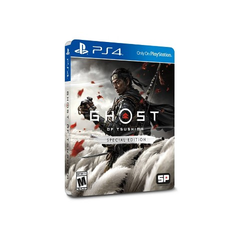 Ghost of Tsushima: Special Edition - PlayStation 4 - image 1 of 4