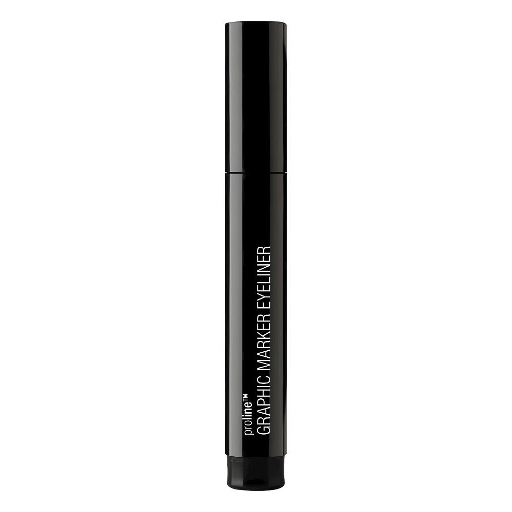 Wet n Wild ProLine Graphic Marker Eyeliner - Black - .84 oz