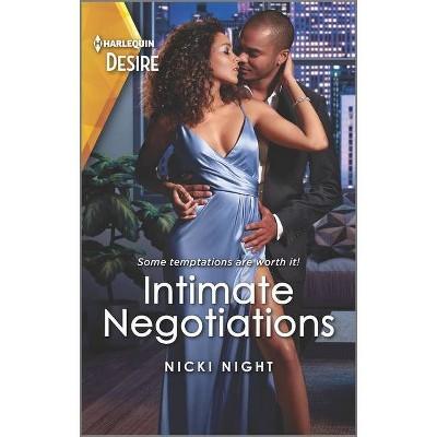 Intimate Negotiations - (Blackwells of New York) by  Nicki Night (Paperback)
