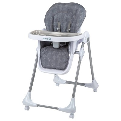 Safety 1st 3-in-1 Grow and Go High Chair - Monolith