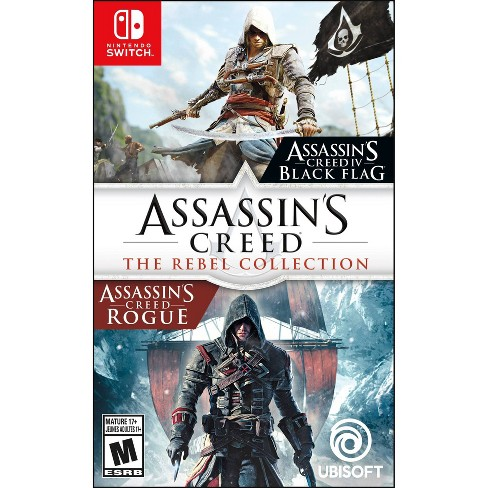 Assassin's Creed: The Rebel Collection - Nintendo Switch - image 1 of 4
