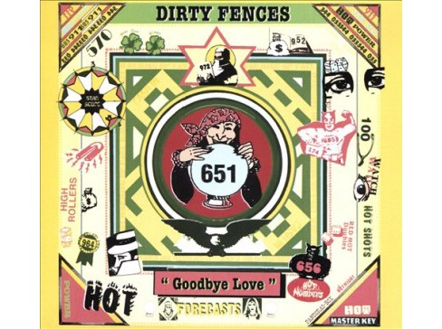 Dirty Fences - Goodbye Love (CD) - image 1 of 1