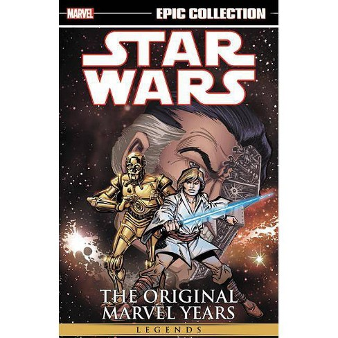 Star Wars Legends Epic Collection: The Original Marvel Years, Volume 2 - (Paperback) - image 1 of 1