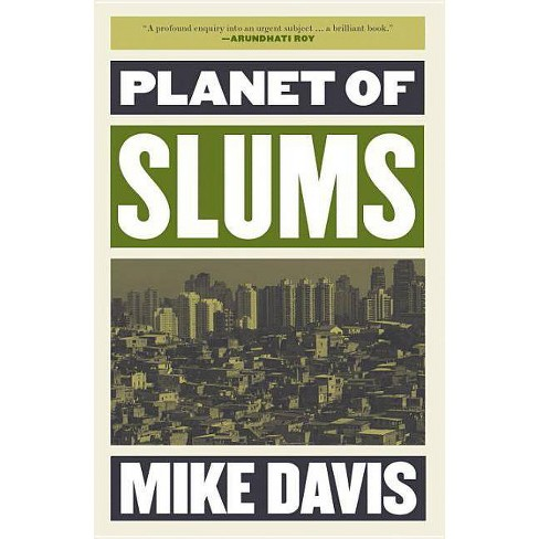 Planet of Slums - by  Mike Davis (Paperback) - image 1 of 1