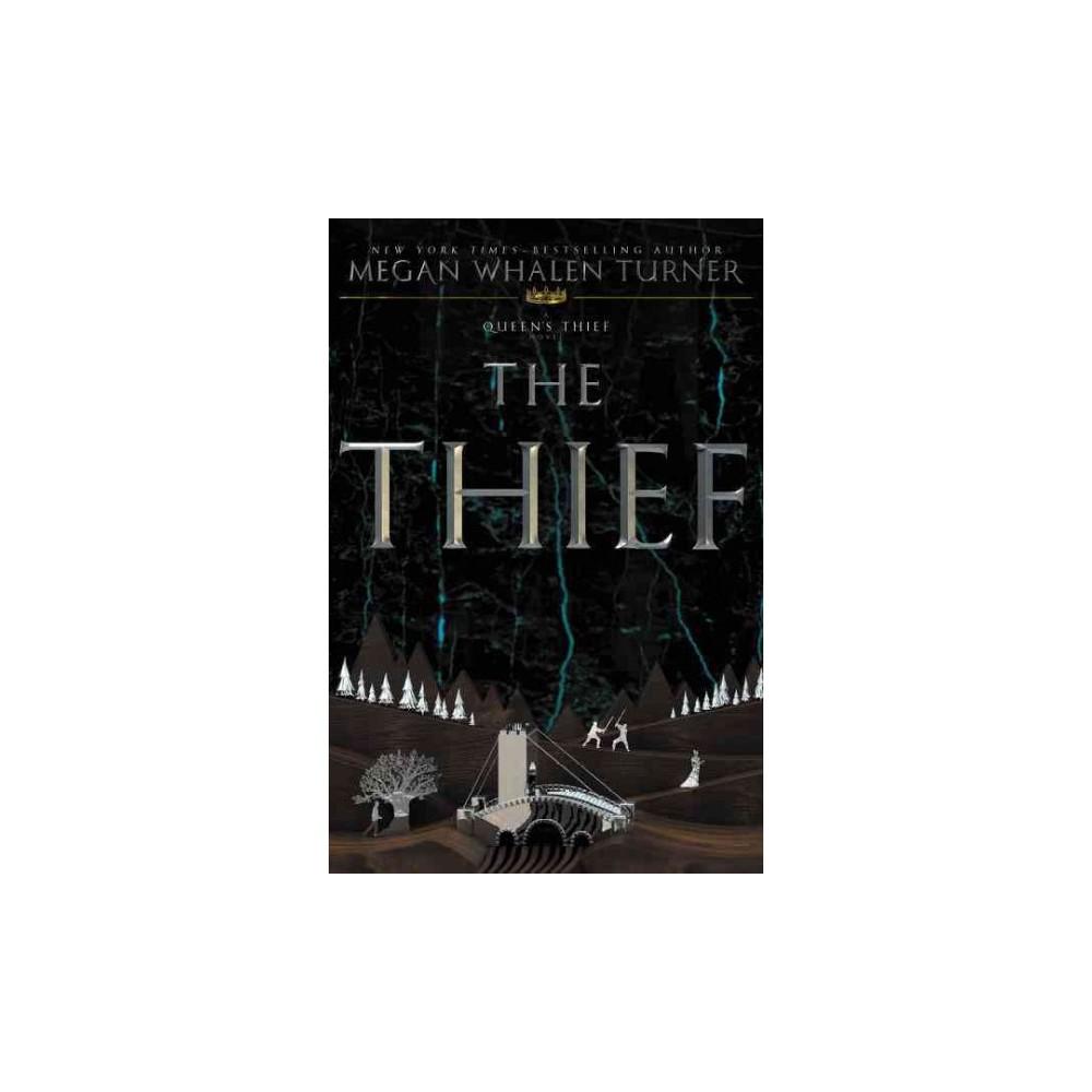 Thief (Reprint) (Paperback) (Megan Whalen Turner)
