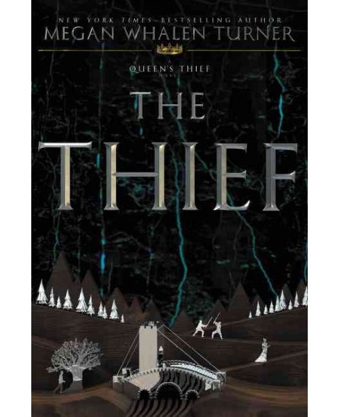 Thief (Reprint) (Paperback) (Megan Whalen Turner) - image 1 of 1