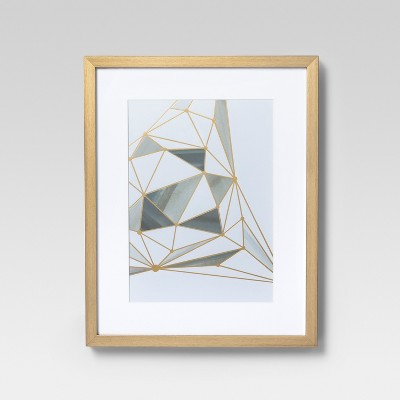 Framed Geometric Wall Print 16 X 20 - Project 62™