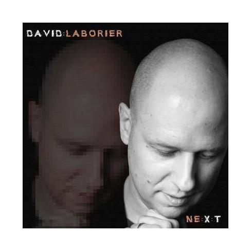 David Laborier - NE:X:T (CD) - image 1 of 1