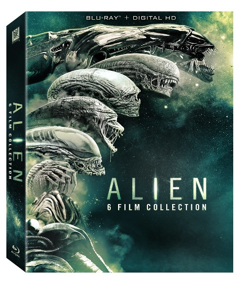 Alien: 6 Film Collection (Blu-ray + Digital) - image 1 of 1