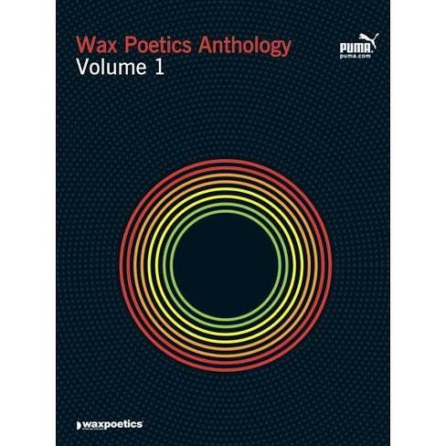 Wax Poetics Anthology Volume 1 - (Hardcover) - image 1 of 1