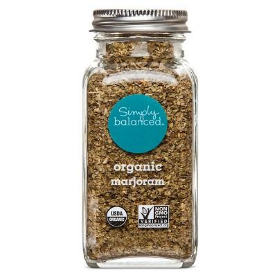 Organic Marjoram - .46oz - Simply Balanced™