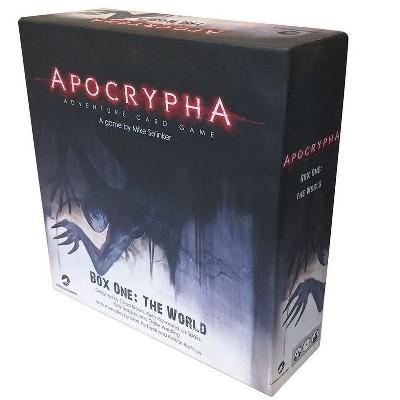 Apocrypha - Box One World Board Game