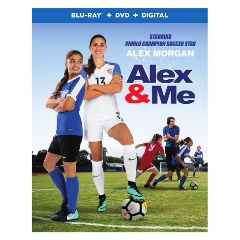 Alex and Me (Blu-Ray + DVD + Digital) - image 1 of 1