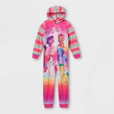Girls' My Little Pony Union Suit - Pink