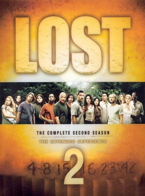 Lost: The Complete Second Season - The Extended Experience [7 Discs] - image 1 of 1