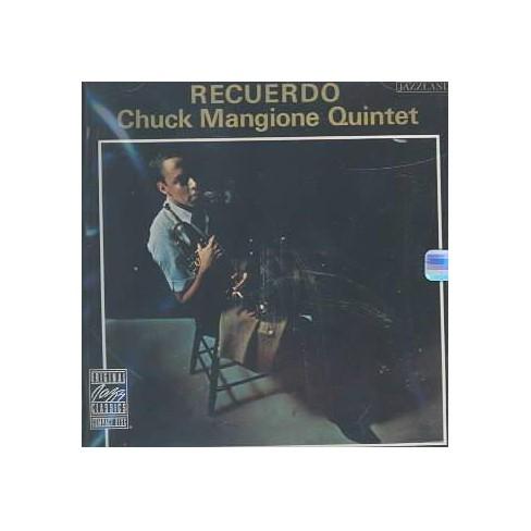 Chuck Quint Mangione - Recuerdo (CD) - image 1 of 1