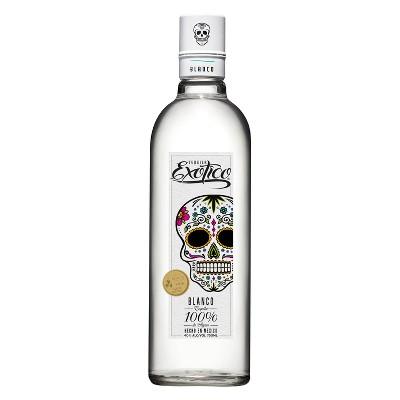 Exotico Blanco Tequila - 750ml Bottle