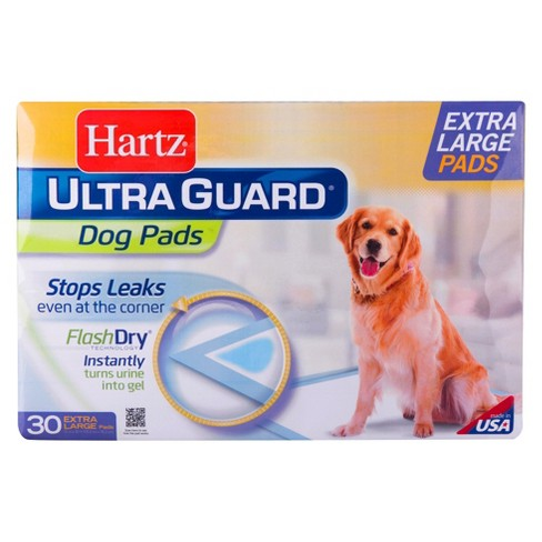 Hartz® Ultra Guard Dog Pads Flash Dry - image 1 of 1