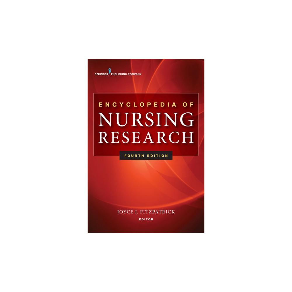 Encyclopedia of Nursing Research - (Hardcover)
