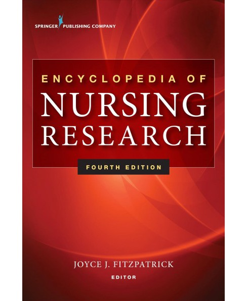 Encyclopedia of Nursing Research -  (Hardcover) - image 1 of 1