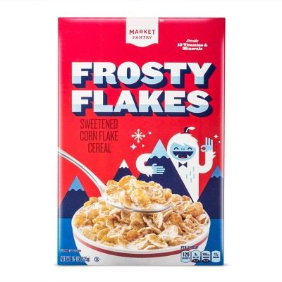 Frosty Flakes Breakfast Cereal - 15oz - Market Pantry™