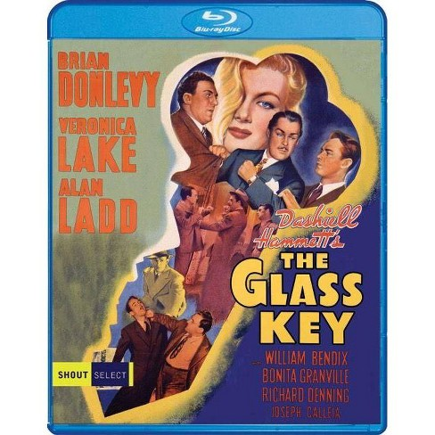 The Glass Key (Blu-ray) - image 1 of 1
