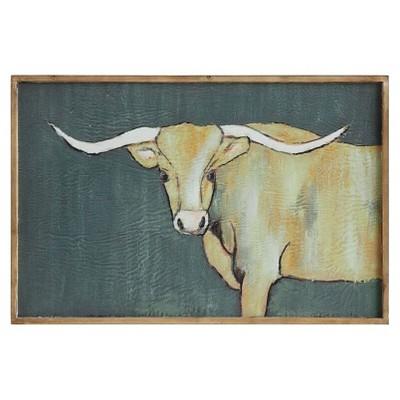Steer Animal Décor - 3R Studios