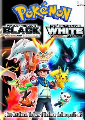 Pokemon the Movie: Black/Pokemon the Movie: White (DVD)