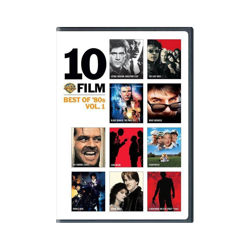Best Of 80s 10 Film Collection Vol 1 Dvd