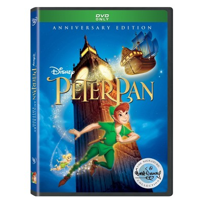 Peter Pan Signature Collection (DVD)