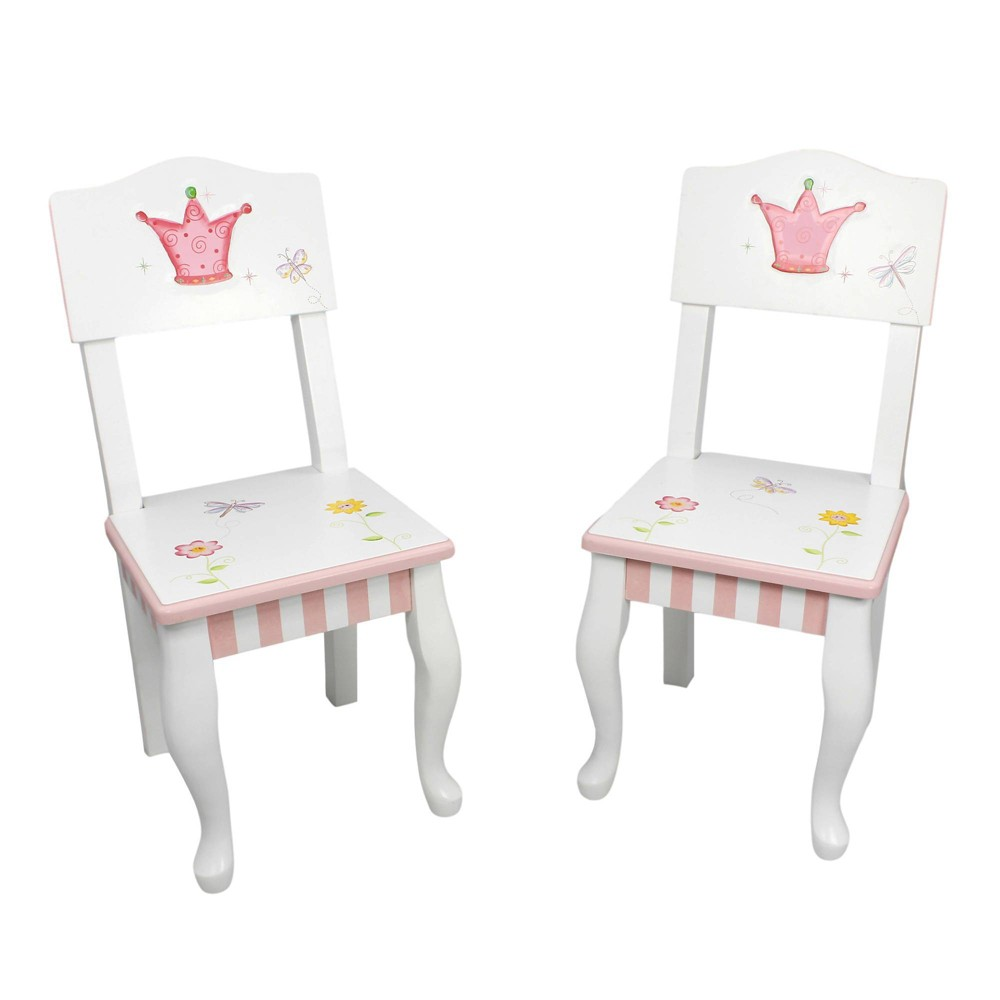 Image of Set of 2 Fantasy Fields Chairs - Teamson Kids