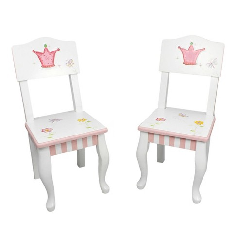Set of 2 Fantasy Fields Chairs - Teamson Kids - image 1 of 4
