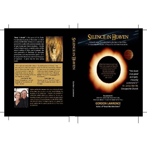 Silence in Heaven - by  Gordon Lawrence (Paperback) - image 1 of 1