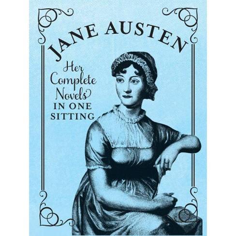Jane Austen - (Miniature Editions) by  Jennifer Kasius (Hardcover) - image 1 of 1