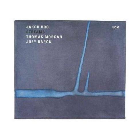 Jakob Bro - Streams (Slipcase) (CD) - image 1 of 1