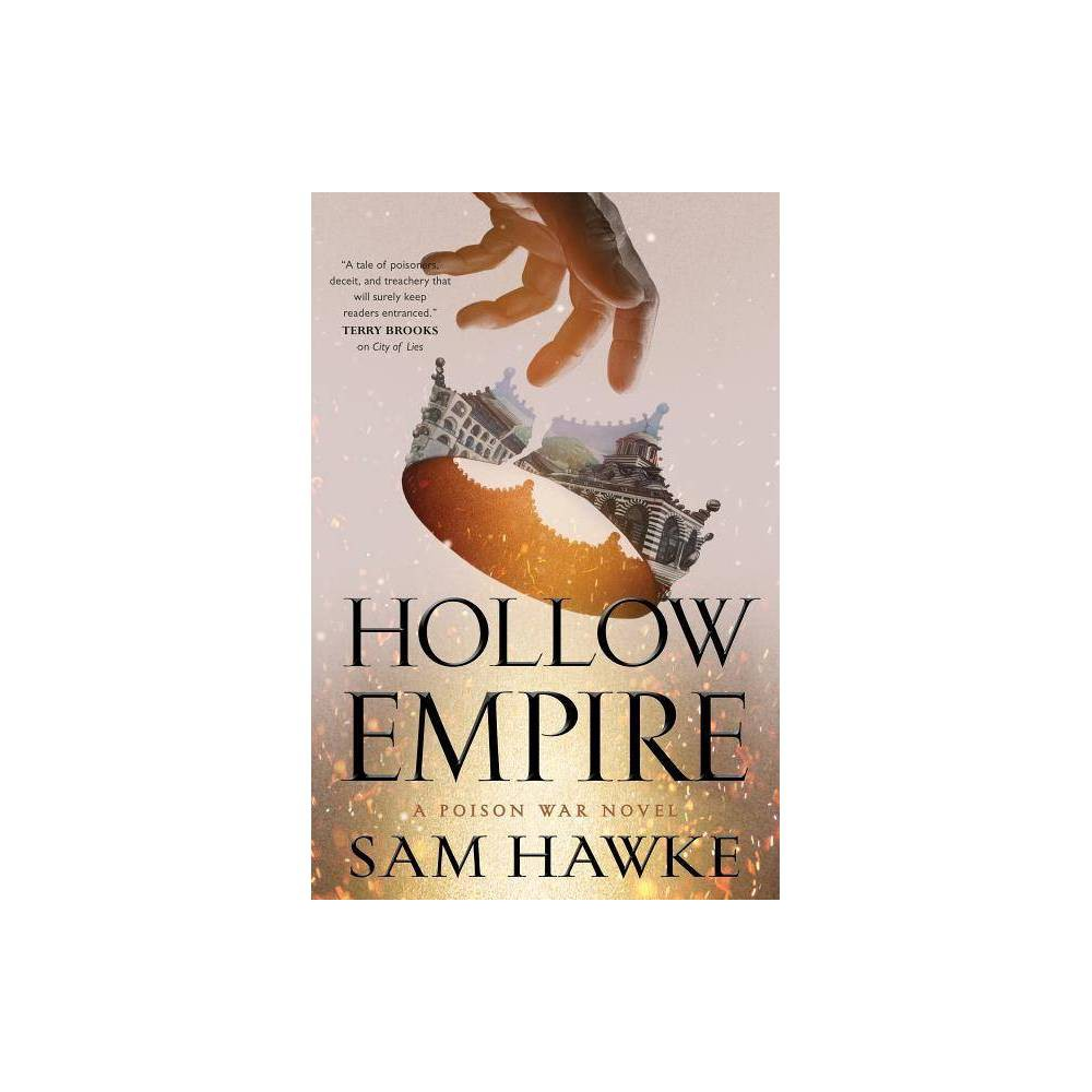 Hollow Empire Poison Wars 2 By Sam Hawke Paperback