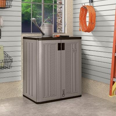 Suncast Base Utility Storage Cabinet : Target