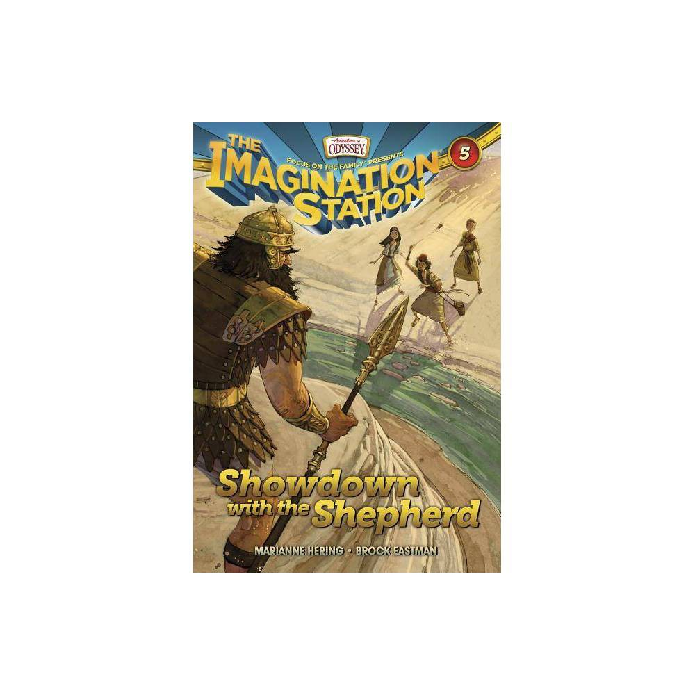 Showdown with the Shepherd - (Imagination Station Books) by Marianne Hering & Brock Eastman (Paperback)