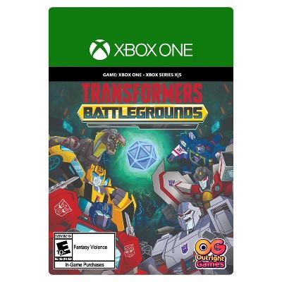 Transformers: Battlegrounds - Xbox One/Series X|S (Digital)