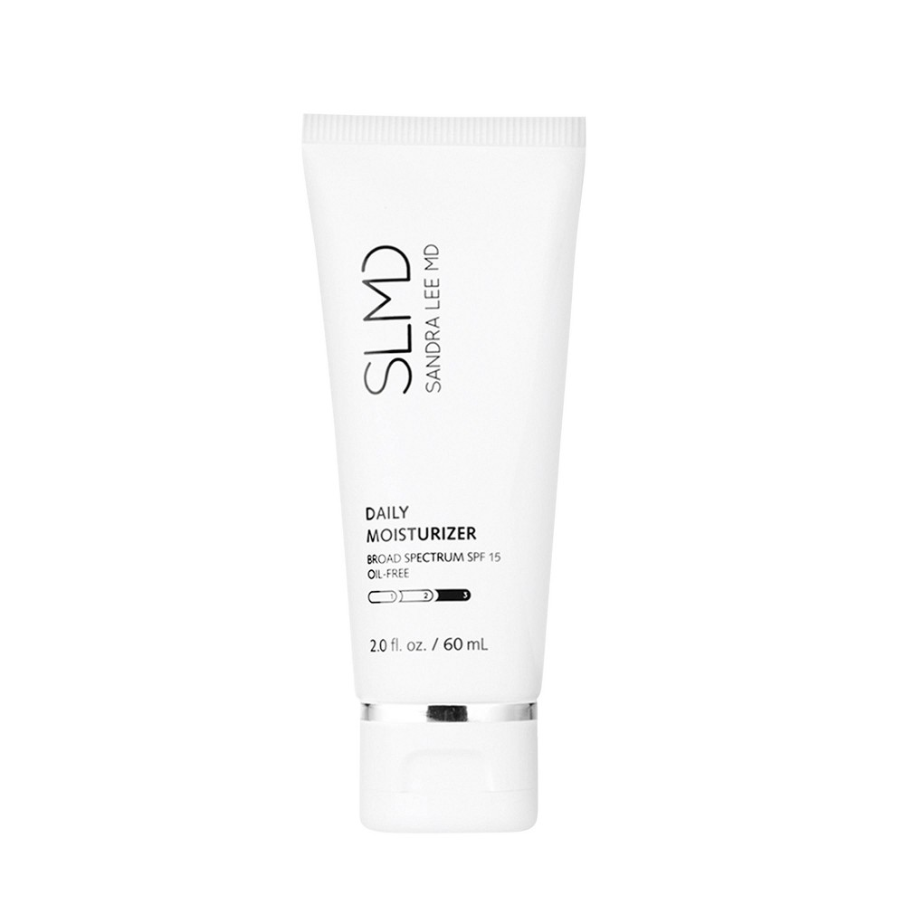 Image of SLMD Skincare Daily Moisturizer With SPF - 2oz