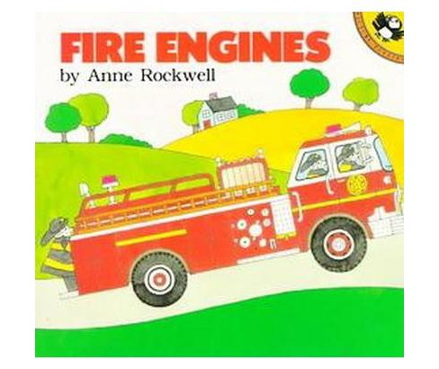 Fire Engines (Reprint) (Paperback) (Anne F. Rockwell) - image 1 of 1