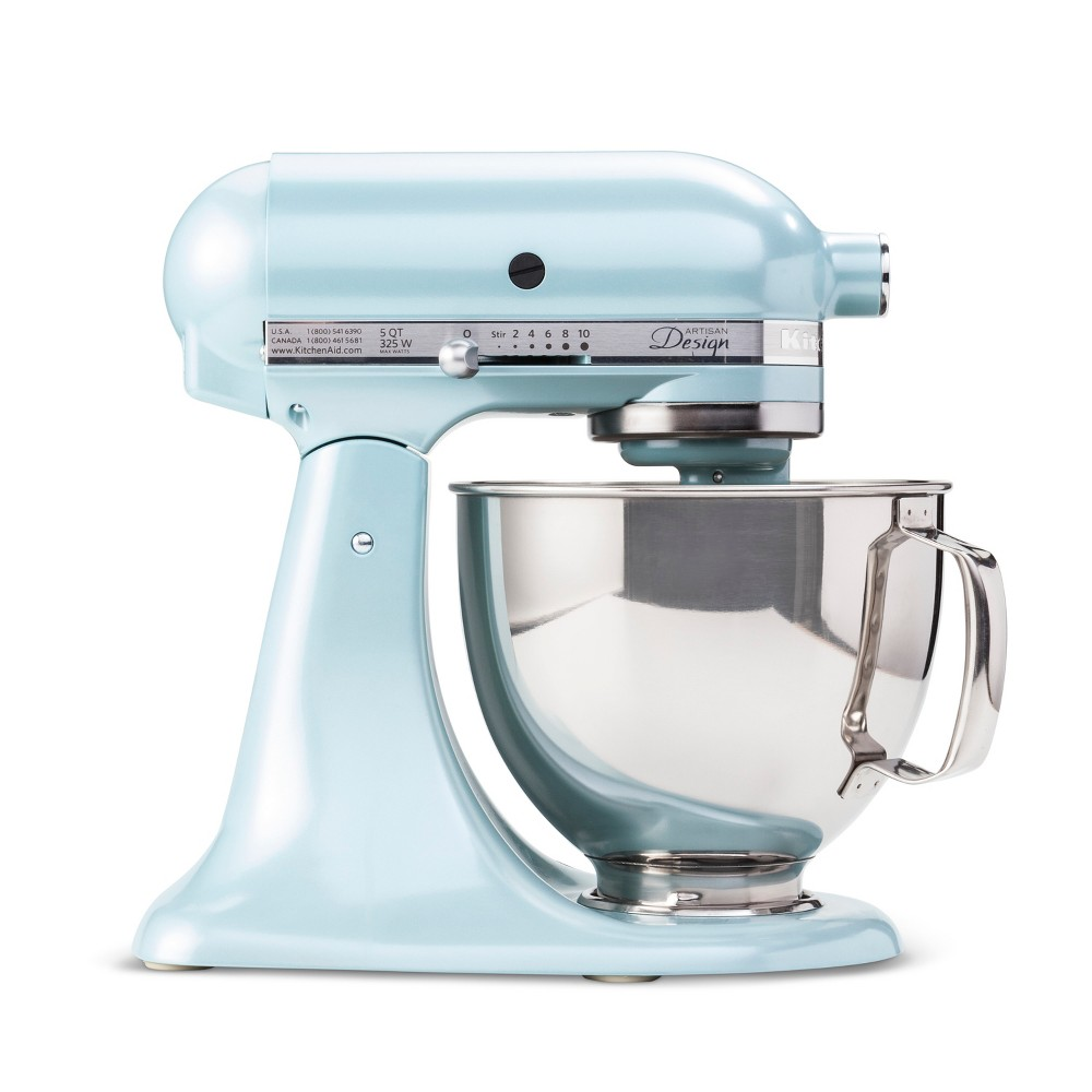 KitchenAid Refurbished 5qt Artisan Stand Mixer Azure Blue – RRK150AZ 53960961