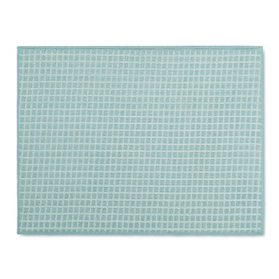 Aqua&nbspCheck&nbspKitchen Drying Mat&nbsp - Room Essentials™